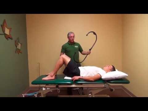 שיפור תנועתיות עמוד השדרה המותני בעזרת ה-MyoTool