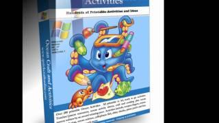 Kids Craft Printable Activities