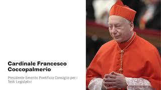 Cardinale Francesco Coccopamerio