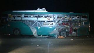 Thêm một nạn nhân nữa tử vong từ vụ nổ xe khách tại Quế Võ, Bắc Ninh