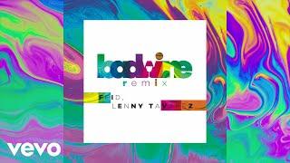 Feid, Lenny Tavárez   Badwine (AudioRemix)