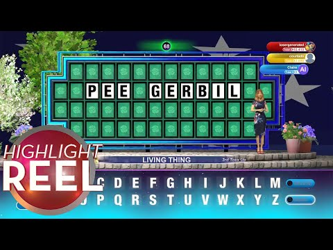 Wheel Of Fortune AI Is Not Smart