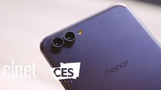 Huawei Honor View 10 hands-on: Looking for the sweet spot