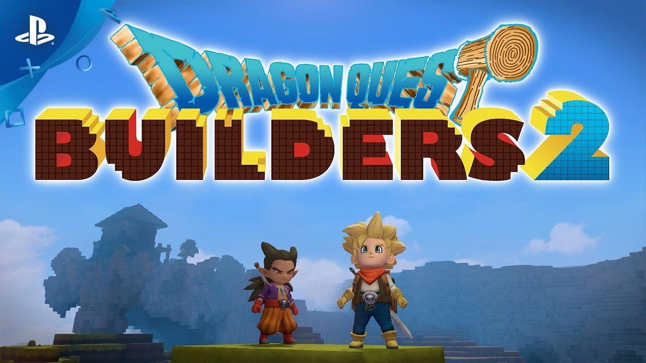 Dragon Quest Builders 2 Chega Para PS4 em 12 de Julho