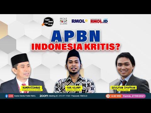Tanya Jawab Cak Ulung • APBN Indonesia Kritis?