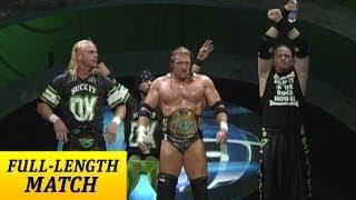 FULL-LENGTH MATCH: SmackDown - 8-MAN Survivor Series Elimination Match