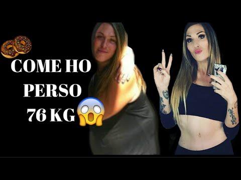 Poco consiglio di peso perso