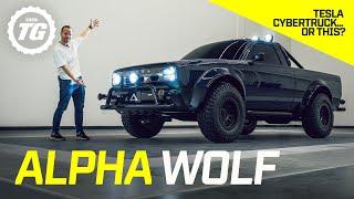 FIRST LOOK: Alpha WOLF electric pick-up truck – cooler than a Tesla Cybertruck or Rivian R1T?