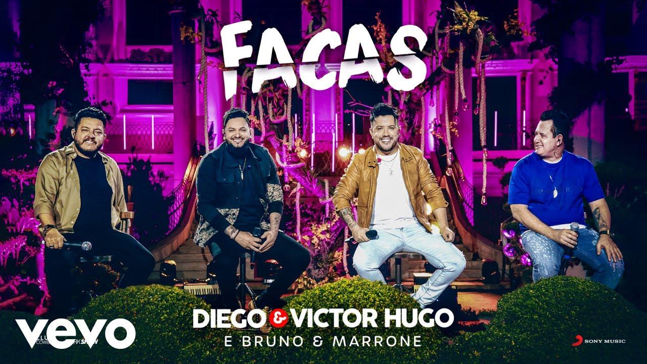Diego e Victor Hugo/Bruno e Marrone -  Facas