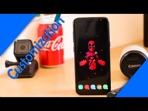Top 10 Android Customization | ft. Samsung Galaxy S8