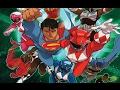 Justice League Power Rangers #2 | COMIC BOOK UNIVERSITY