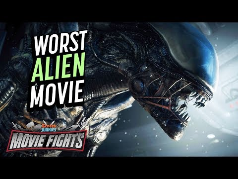 Worst Movie of the Alien Franchise?! - MOVIE FIGHTS!!