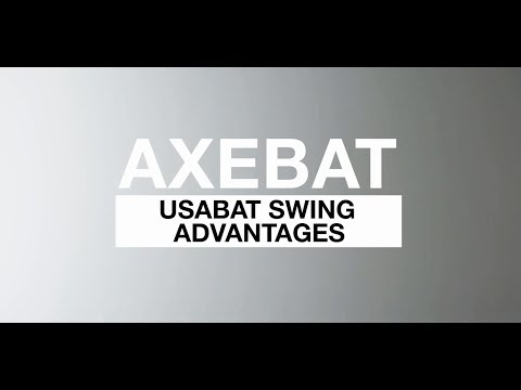 Axe USA Baseball Bat Advantages Part 1