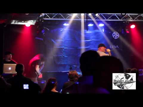 Murder League All-Stars EPK performance video 2011