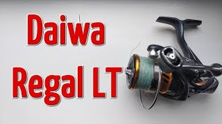 Катушка daiwa legalis17 lt 2500d