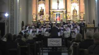 Angel Tidings a Morovian traditional arranged by John Rutter