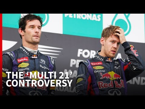Multi 21 revisited - and what Mark Webber thinks of it now