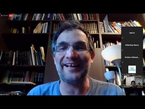 Zsidók a keresztények szemében – Előadó: Dr. Balázs Gábor