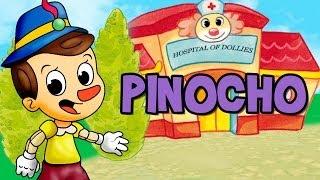 Pinocho canción (Canciones y Rondas Infantiles)