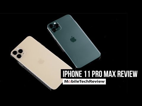 External Review Video Vo-Ia5uTzQk for Apple iPhone 11 Pro & iPhone 11 Pro Max Smartphone