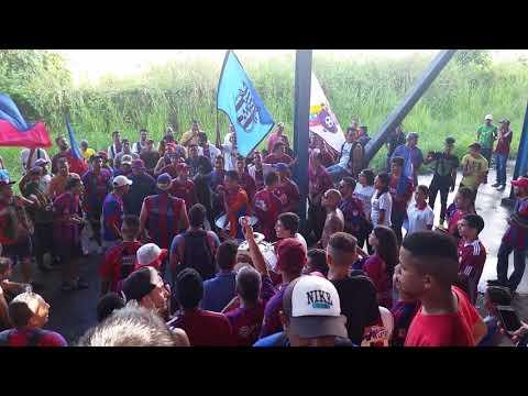 """""""Soy del Monagas"""" Barra: Guerreros Chaimas • Club: Monagas"""