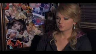 Taylor Swift - Picture to Burn - Behind The Scenes - Part 1. (HD)