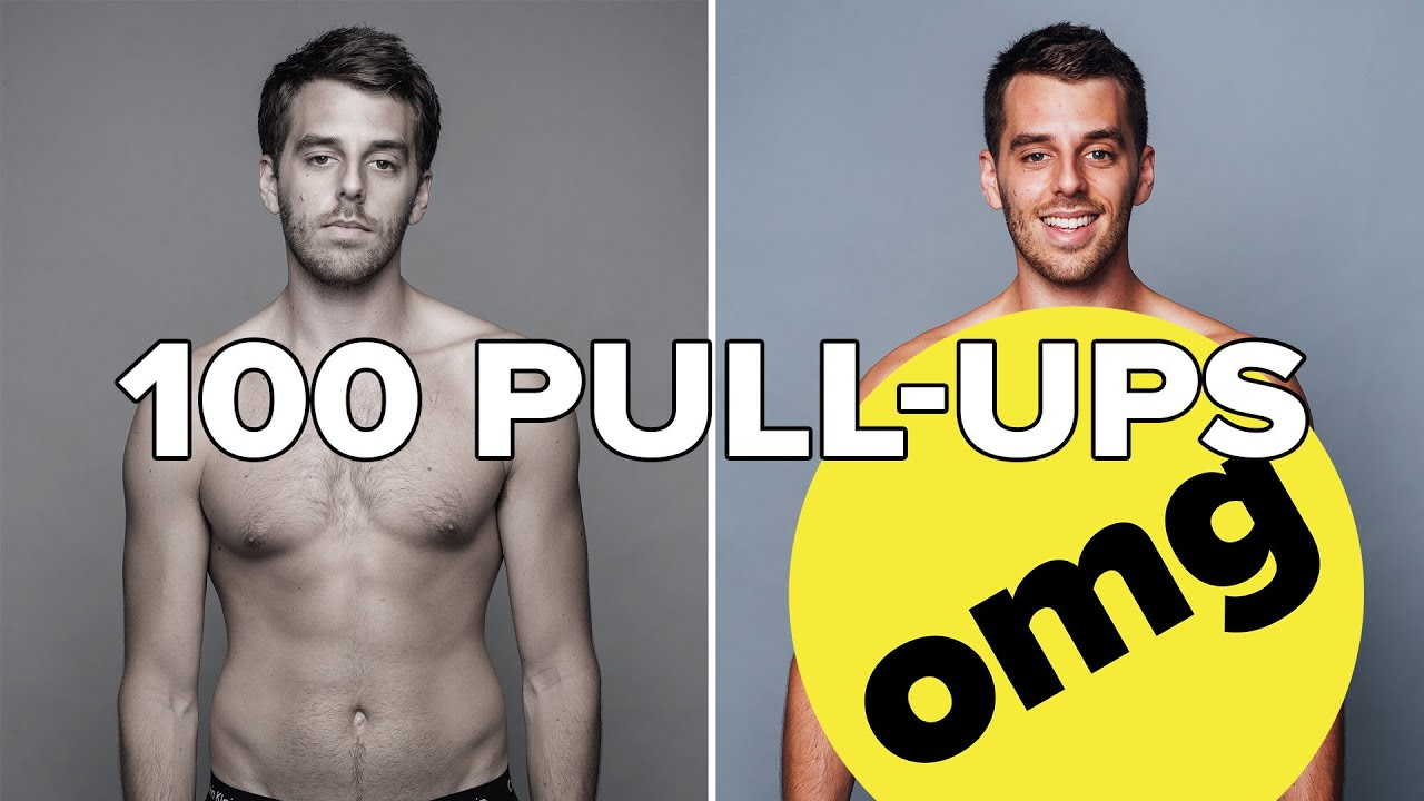 I Did 100 Pull-Ups Every Day For 30 Days thumbnail
