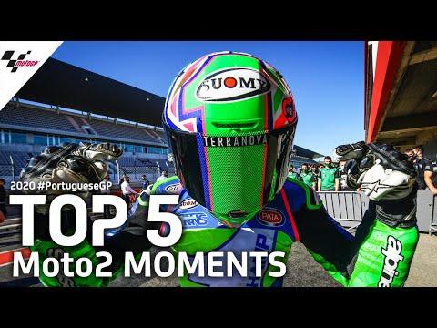 Moto2 ポルトガルGP 決勝レースハイライト動画