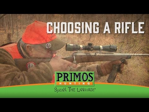 How to Choose a Deer Hunting Rifle video thumbnail