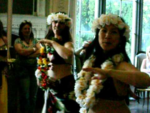 Green Rose (Hula Au'ana) dance 2008 (or 09?)