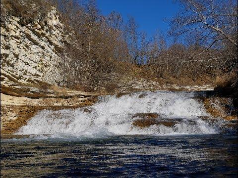Водопады на реке Кума, Брынцаловское озеро