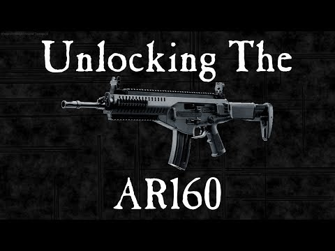 Battlefield 4 - How to Unlock the AR160 (Spare Time Sniper