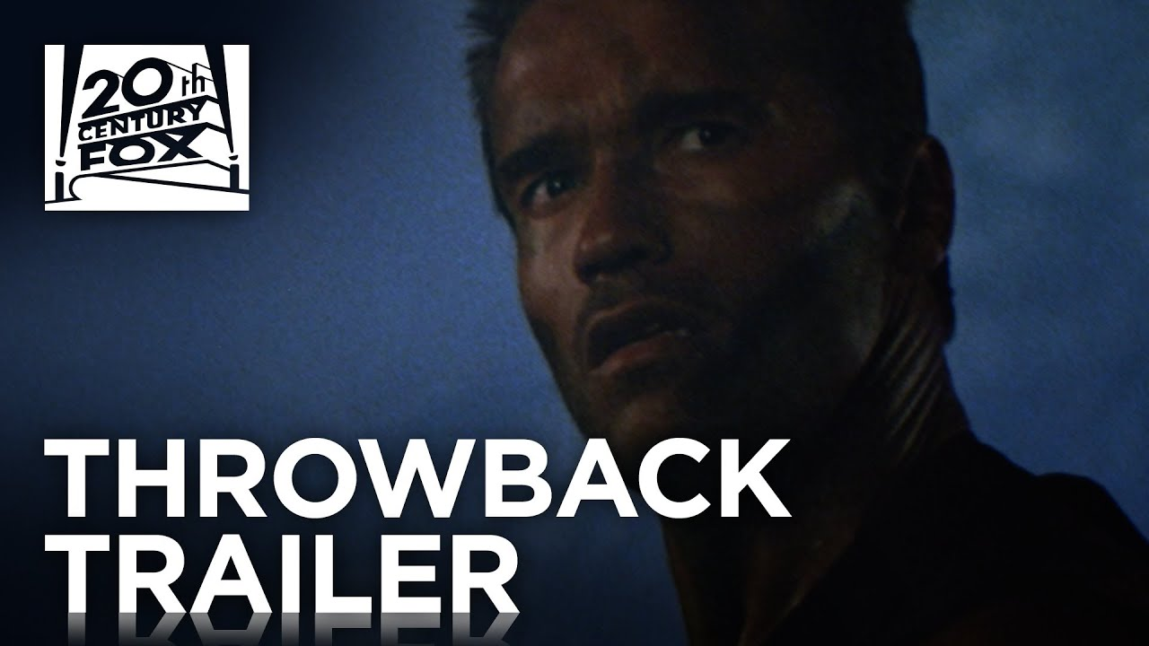 Predator #TBT Trailer