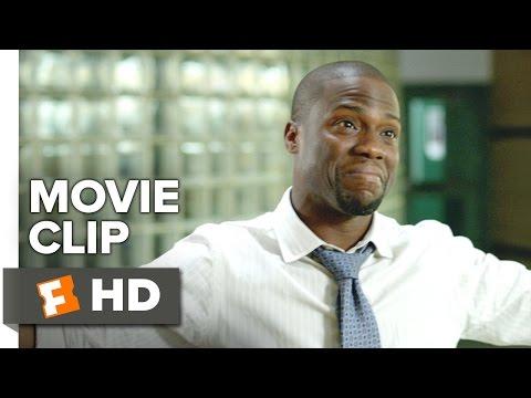 Central Intelligence Movie CLIP - I Don't Feel Like a Hero (2016) - Dwayne Johnson Movie HD
