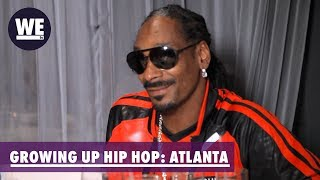 Snoop Puts Bow Wow in the Dogg House | Growing Up Hip Hop: Atlanta