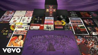 Guns N' Roses - Appetite For Destruction - Locked N' Loaded (Timelapse Unboxing)