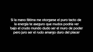 BERET - Mano De Fatima [LETRA]