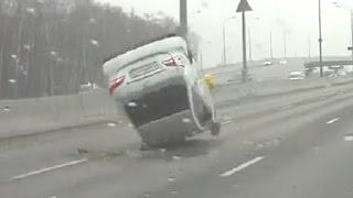 Подборка жестких аварий Апреля первая неделя | Channel Жёсткие аварии