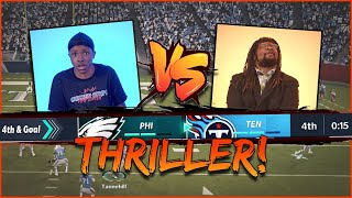 Watch Till The Last Play! Clutch Or Choke??? (Madden Beef Ep.3)