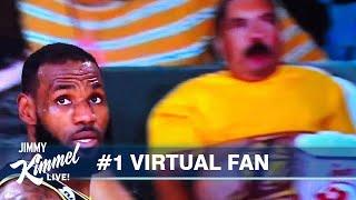 Guillermo at the NBA Finals, Tyler Herro's Snarl & Pranking Kids