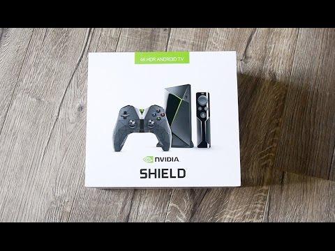 Обзор Nvidia Shield TV (2017)