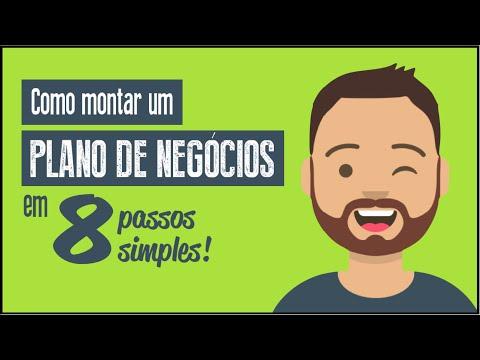 Como Montar um Plano de Negócio em 8 Passos Simples