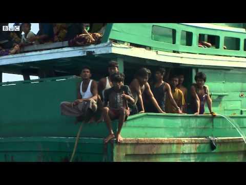 Musulman Rohingya na cikin mawuyacin hali