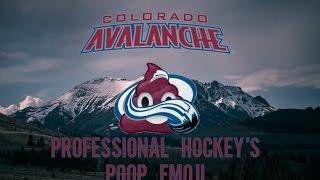 The Colorado Avalanche: Professional Hockeys Poop Emoji