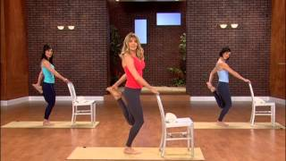 Total Body Barre Workout To Tone Your Legs by Kathy Smith Fitness