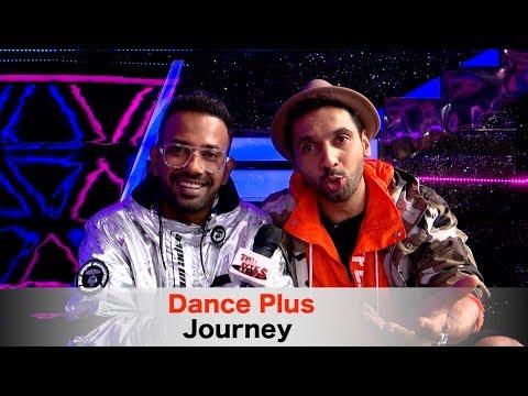 Dharmesh And Punit Pathak Talking About Dance Plus 5 | Tellybytes