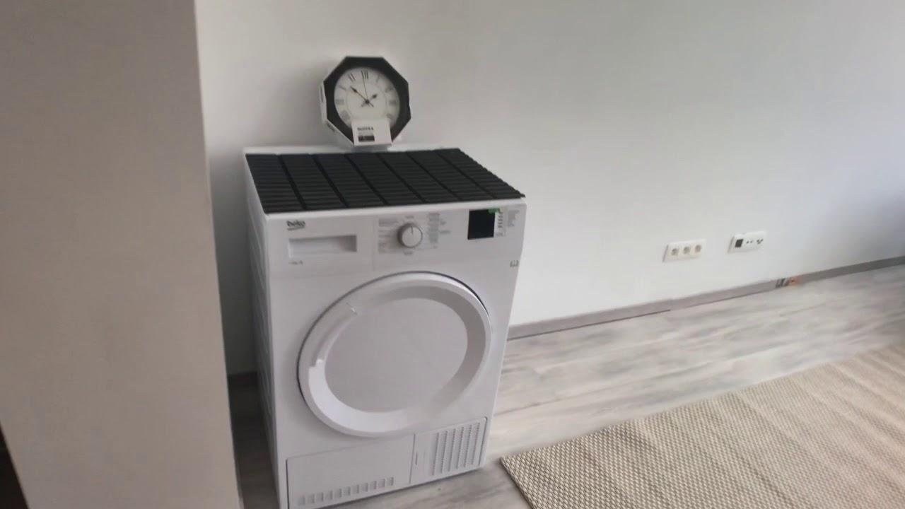 Single Bed in Rooms for rent in bright 3-bedroom apartment in Schaerbeek