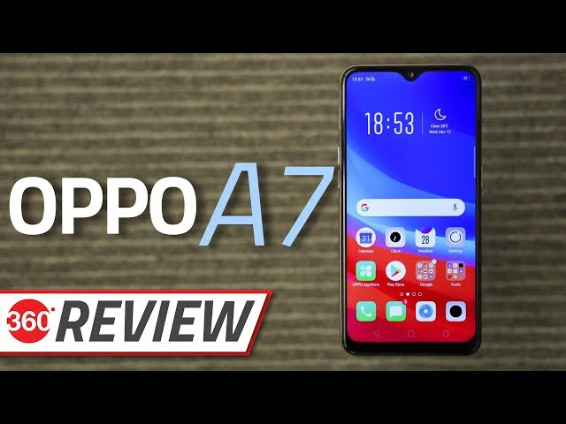 Oppo A7 Review | NDTV Gadgets360 com