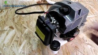 Бензокоса Алмаз АБТ-2500 от компании дом инструмента - видео