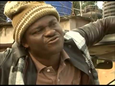 Back from South Africa - Nigerian Nollywood Ghallywood - nigerians acting all American